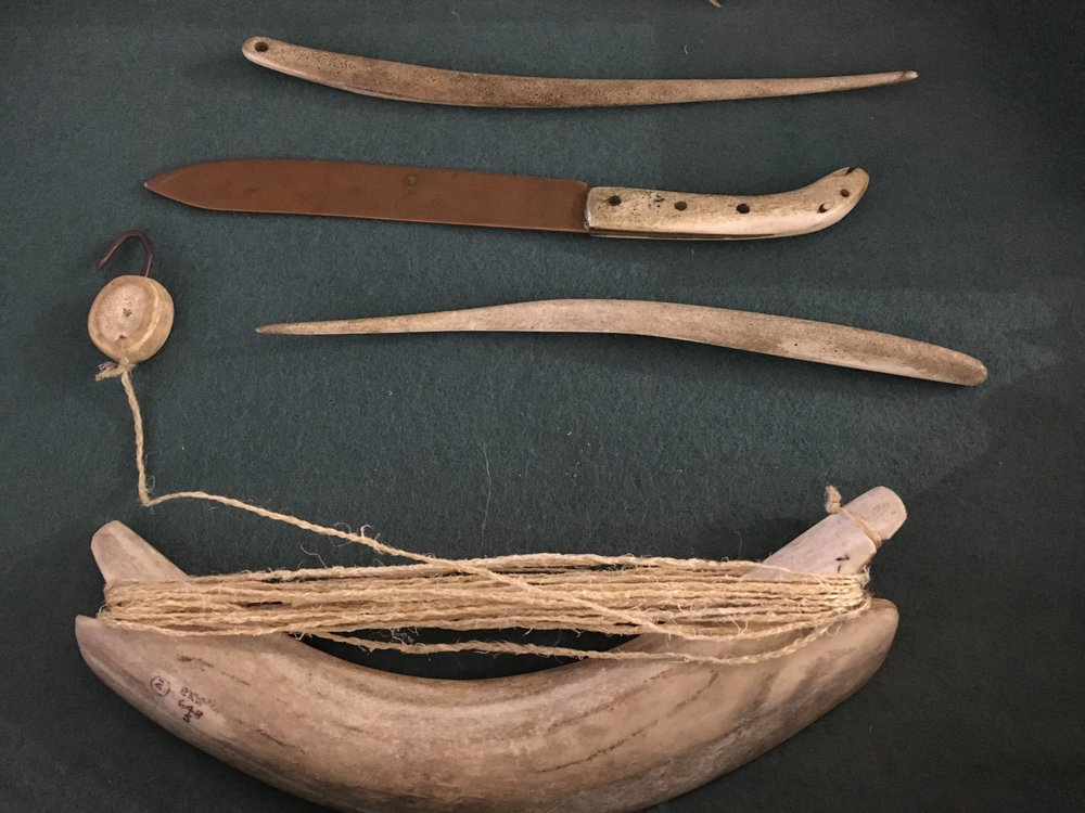Inuit craft tools .JPG