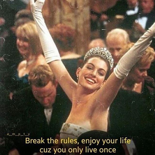 Enjoy  your live !