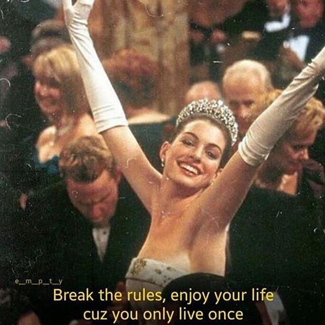 Enjoy  your live !