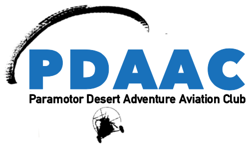 Paramotor Desert Adventure Aviation Club
