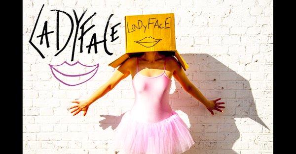 Lucy Farrett aka LadyFace