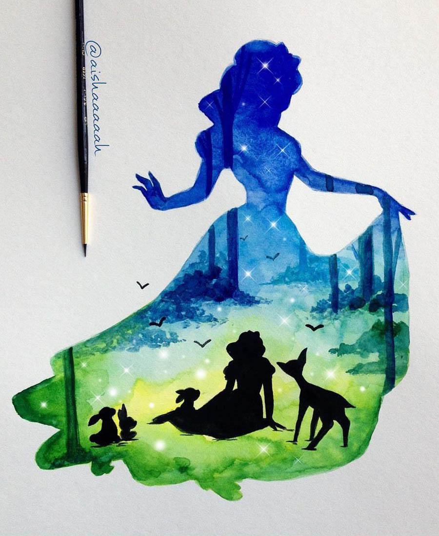 Princess Snow White - Snow White & the Seven Dwarfs