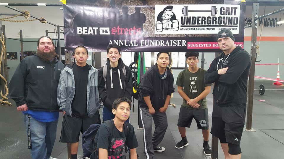 GRIT Underground, 3-46 GRIT CrossFit
