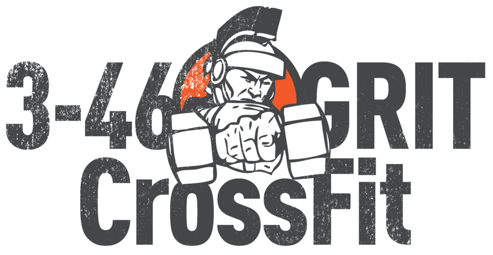 346 GRIT CrossFit Logo