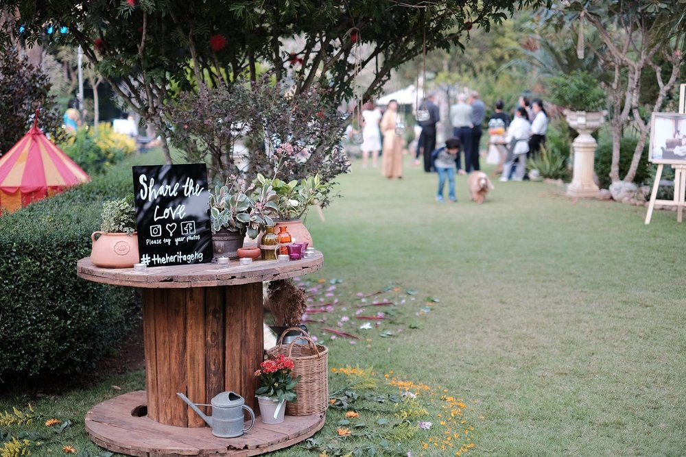 weddings and events - theheritagehg