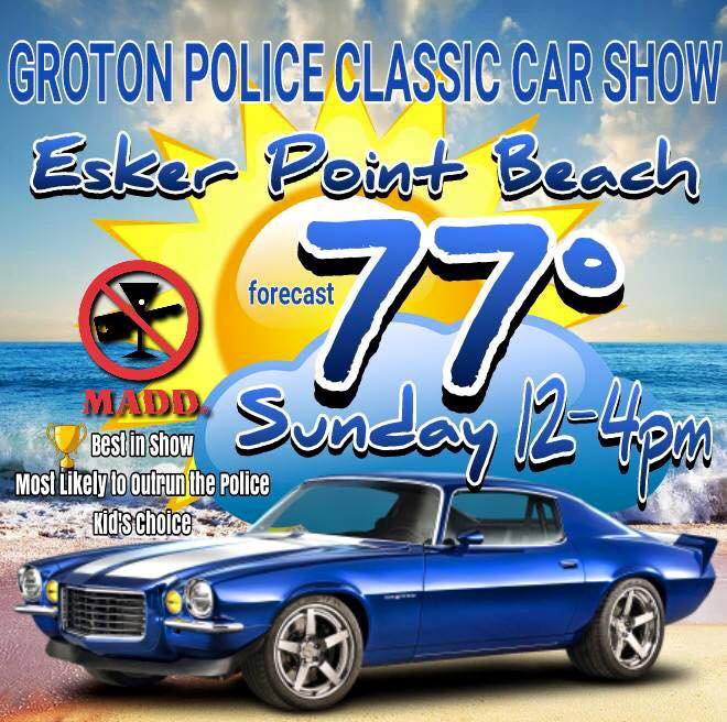 Groton Police Classic Car Show Community Speaks Out - Classic pony car shows