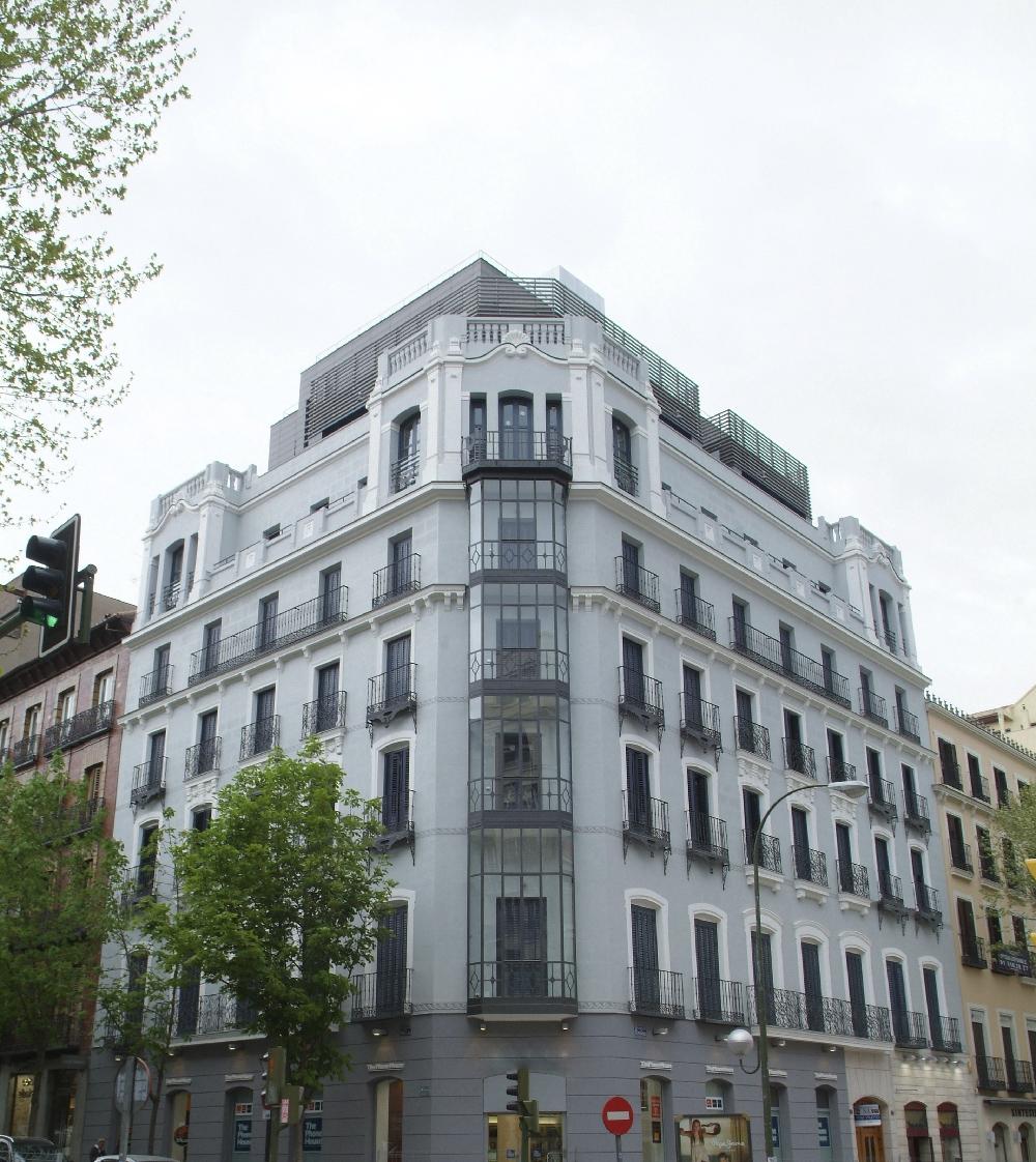 Iscar Construcciones - Rehabilitación completa de edificio