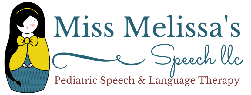 Miss Melissa's Speech LLC