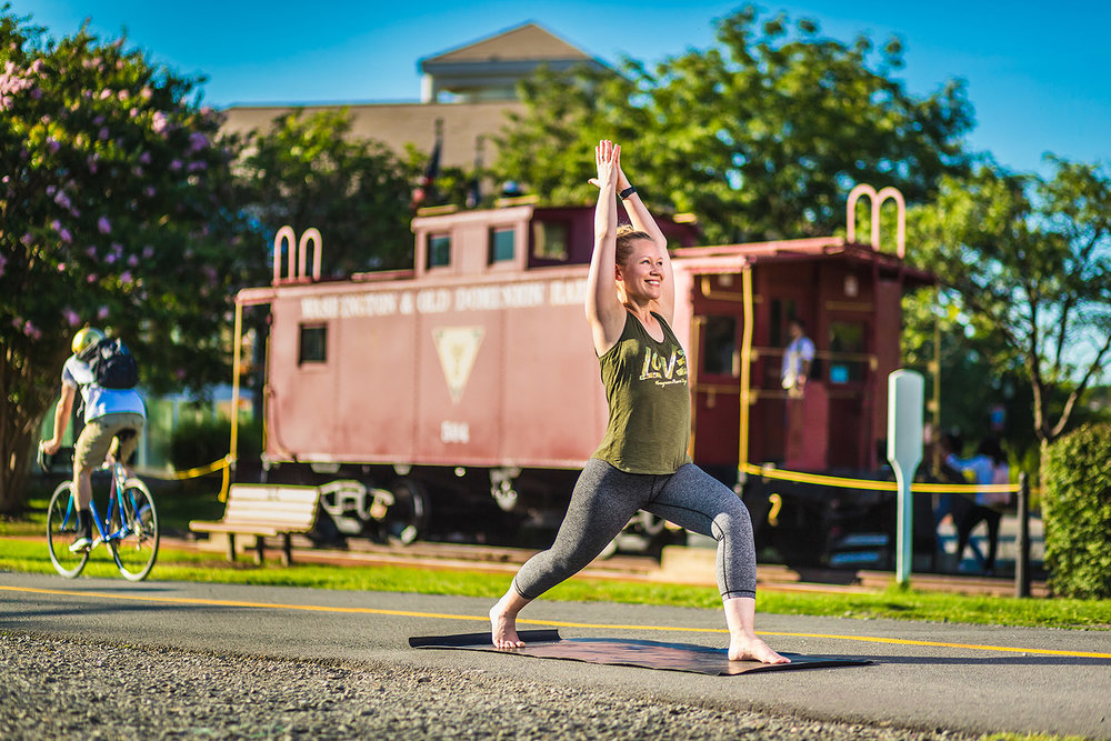 Homegrown Power Yoga near Herndon, Reston and Sterling, VA