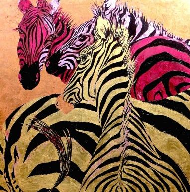 Zebras by Alexandra Spyratos