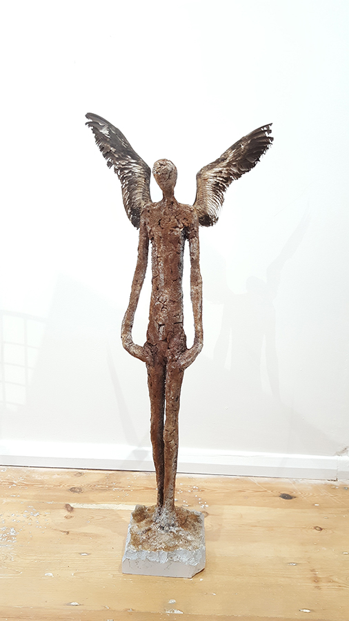 Winged Figure 1