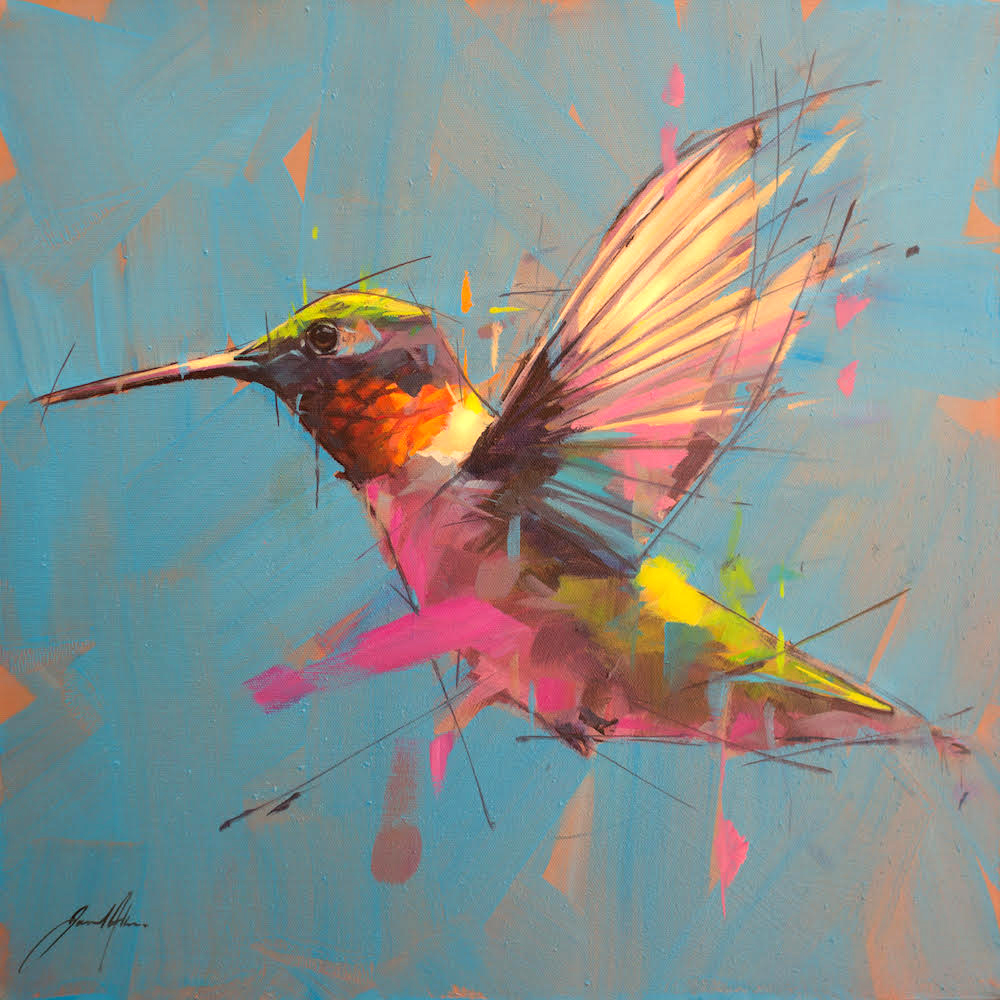 Hummingbird by Jamel Akib