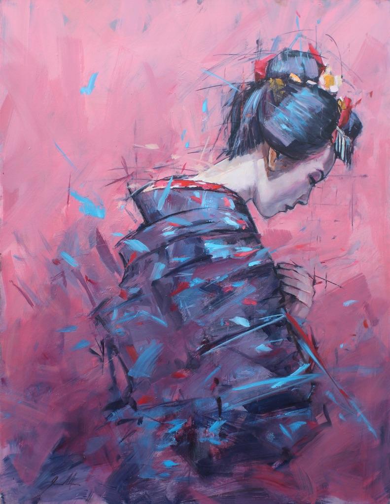 Kimono by Jamel Akib