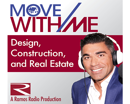 James Ramos' radio show 'Move With Me' airs Sundays 11a-Noon on 820AM WWBA in Tampa you can also stream it online at  NewsTalkFlorida.com