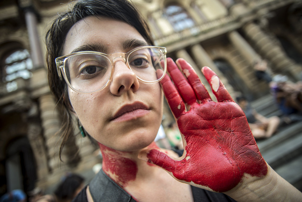 WOMAN - EL SALVADOR FEMICIDE