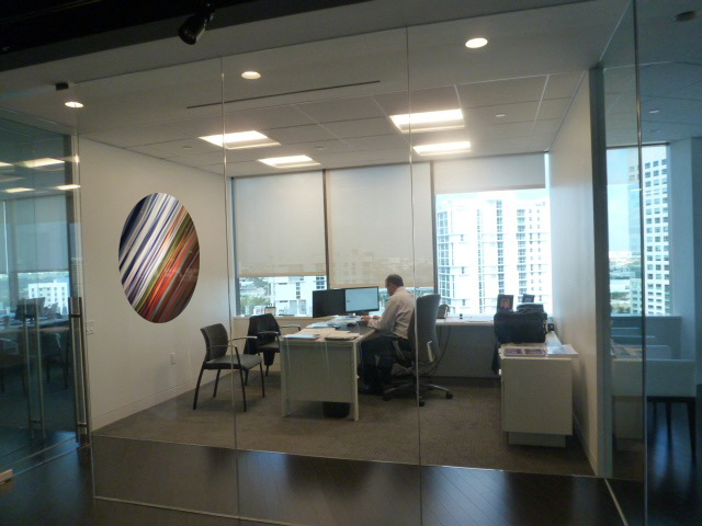 Corporate Headquarters, Miami FL. Courtesy of ICART