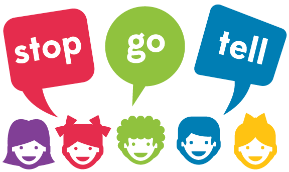 Stop Go And Tell Is A Fun Age Appropriate And Interactive Way To Teach Children About Personal Space Boundary Rules And What To Do If Someone Tries To