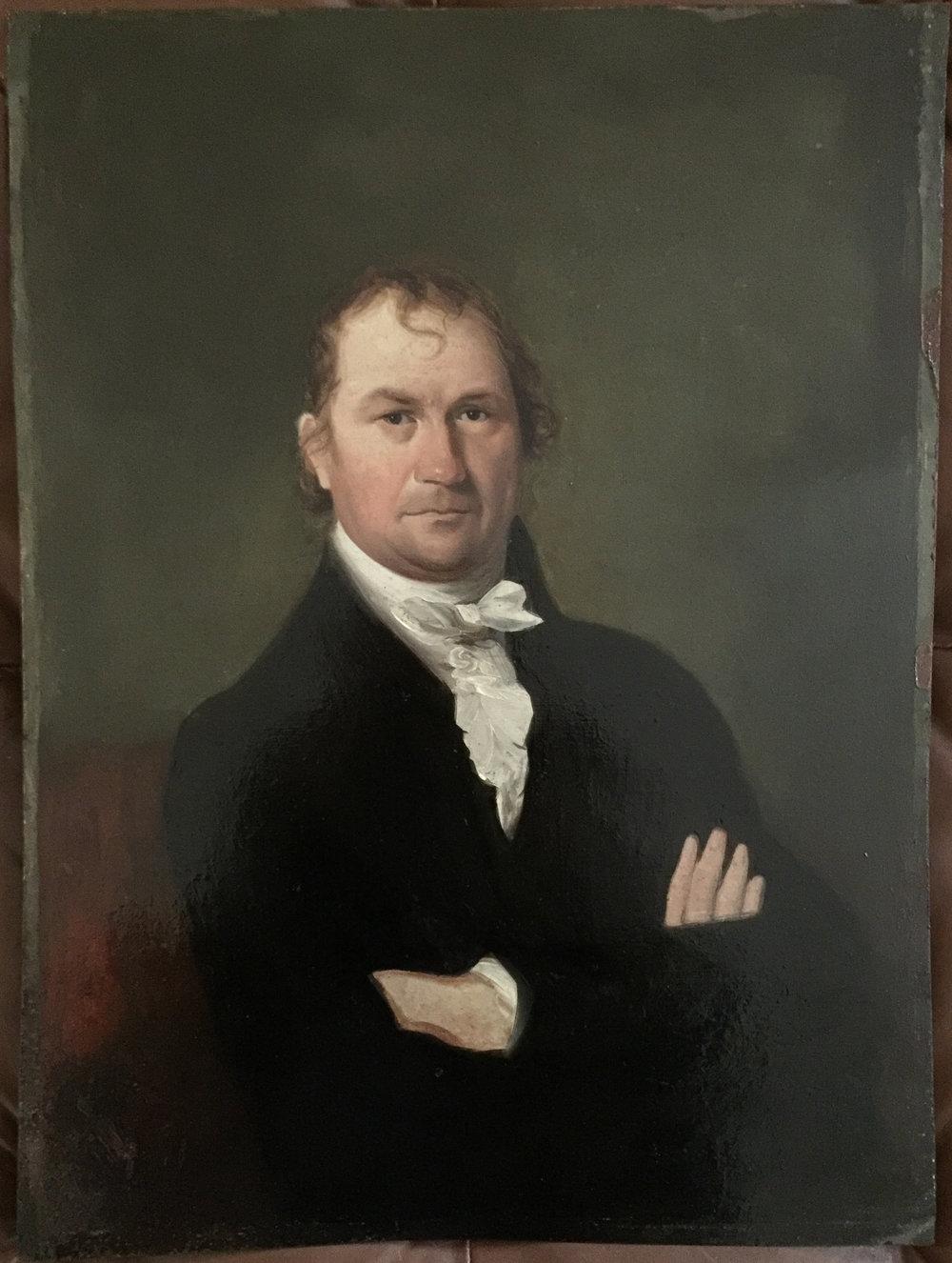 Portrait of John Jeremias Van Rensselaer