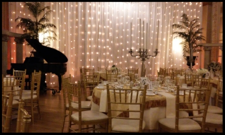 Thanks to Franklin Plaza for the elegant setting!