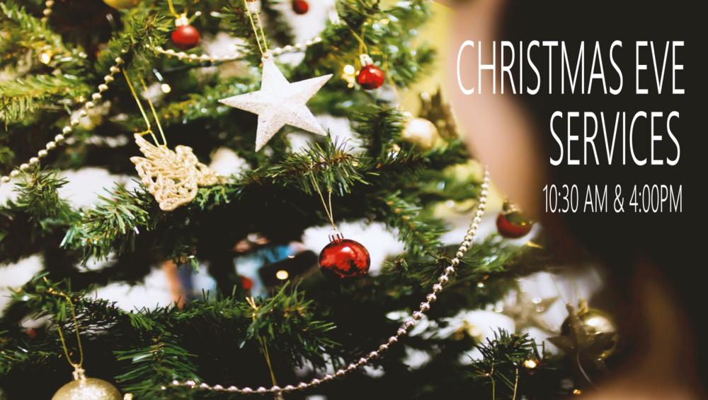 DEC. 24 CHRISTMAS EVE