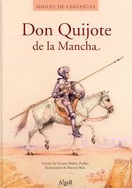 Cervantes, Don Quixote