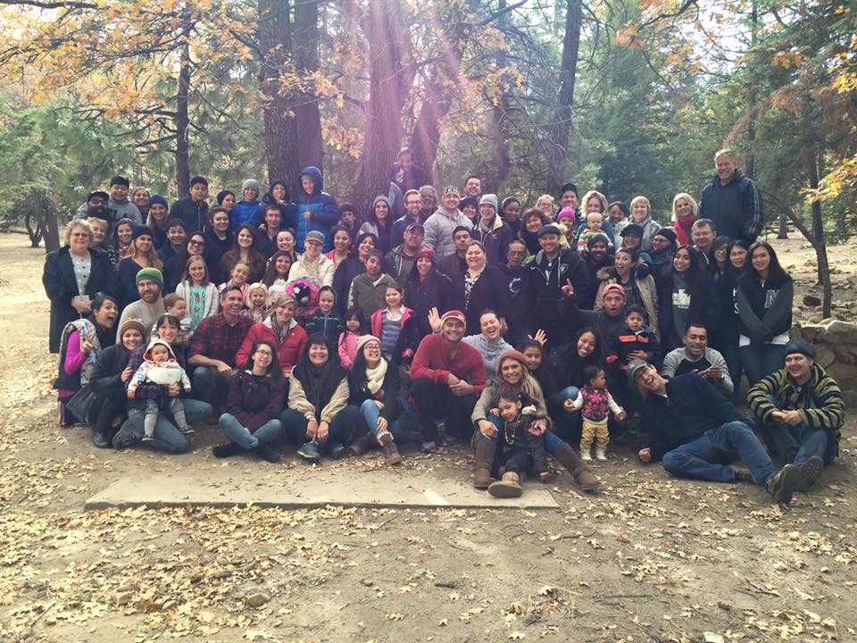 Here's the City Church Crew on our 2015 All-Church Retreat