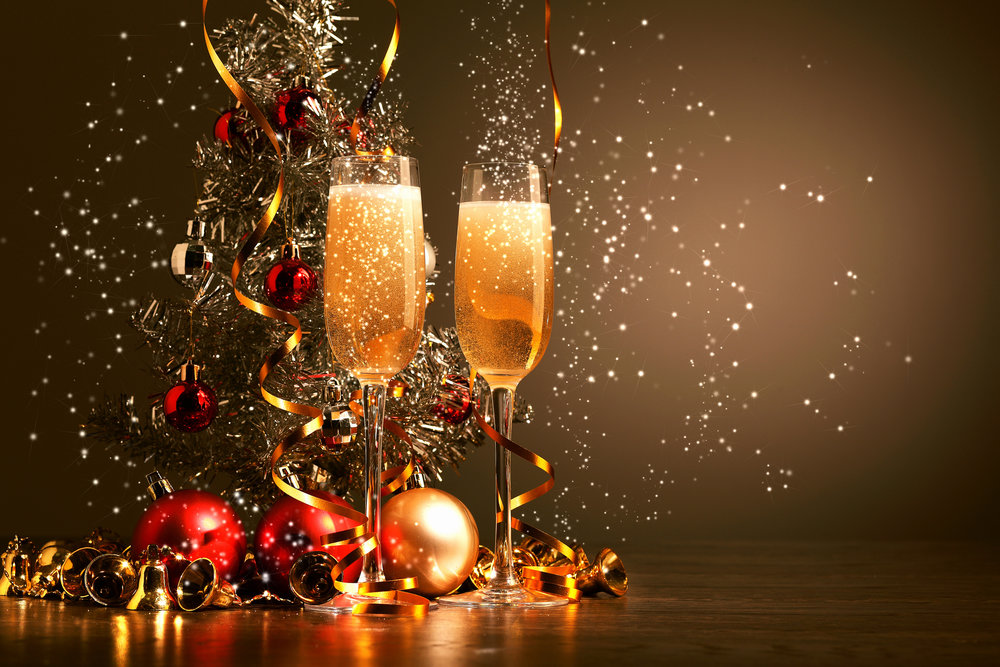 New Year's Eve 2018 - Sunday, December 31, 2017 - It's an all day Celebration!