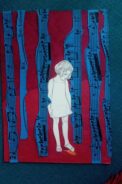 El bosque de los colores invertidos. Nocturne de Lili Boulanger.