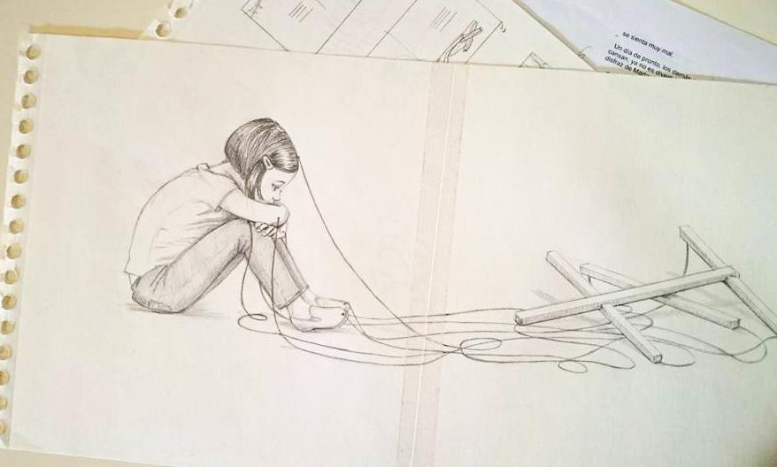 Blog — Concha Pasamar Illustration