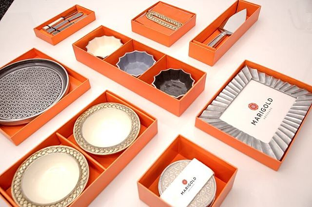 Packaging with Flair  #giftgiving #NYNow #pictureframes #napkinbox #coaster #design #flair