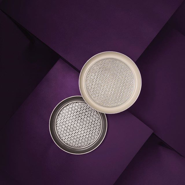 Be bold with Marigold Artisans' Flower of Life collection and Pantone's Color of the Year, Ultra Violet. Shop our entire collection online and in stores now.