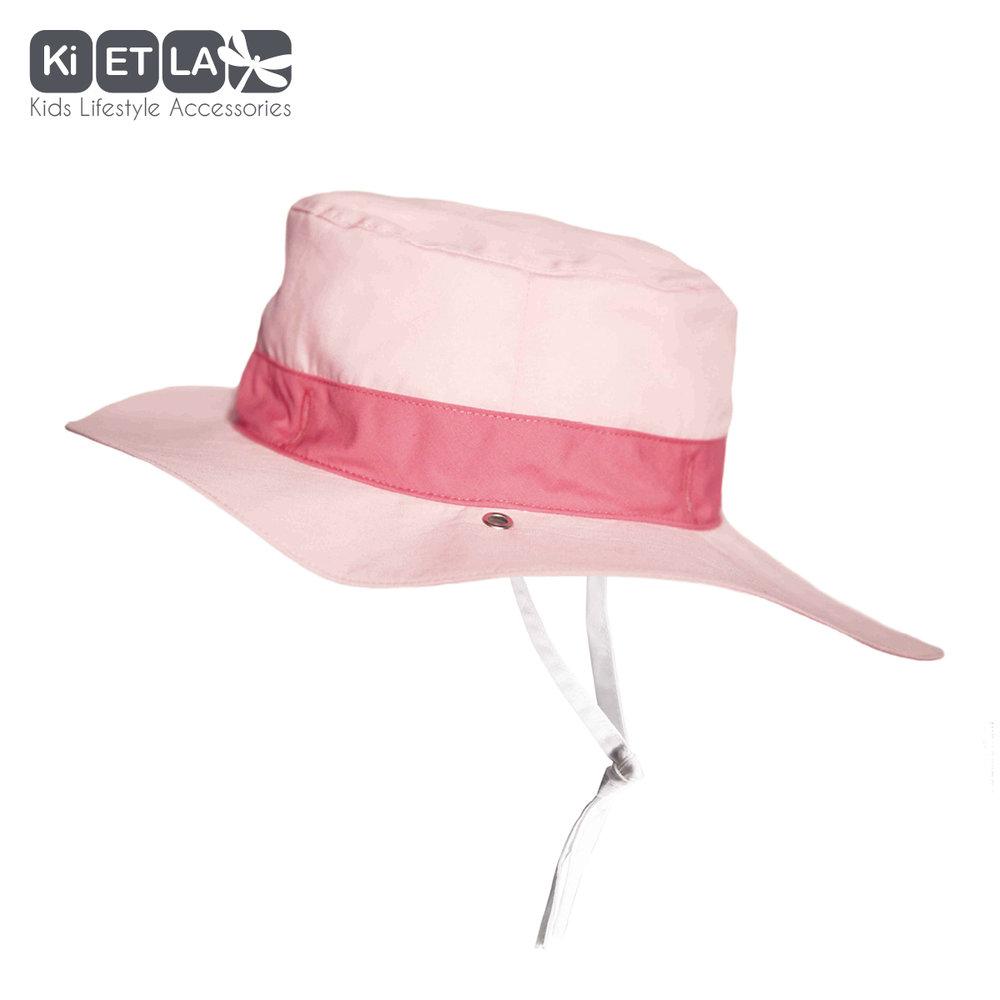 9bc5cc4b SUN HAT KAPEL Panama Pink by Ki et la — FRENCH WINK
