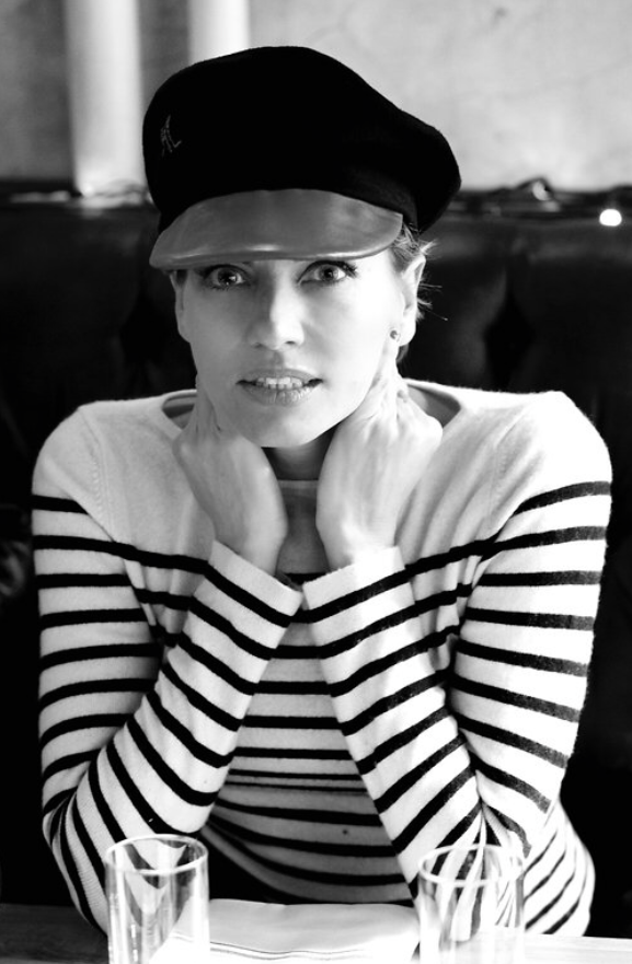 Virginie Proymerat, New York based French stylist and founder of House of Lafayette.