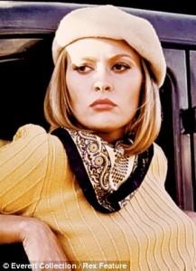 Faye Dunaway in 1967