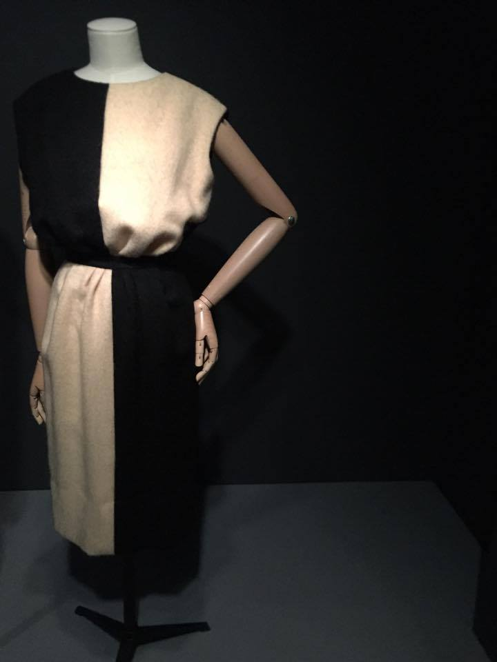 Christian Dior  , (Yves Saint Laurent)  , Couture Dress, 1959