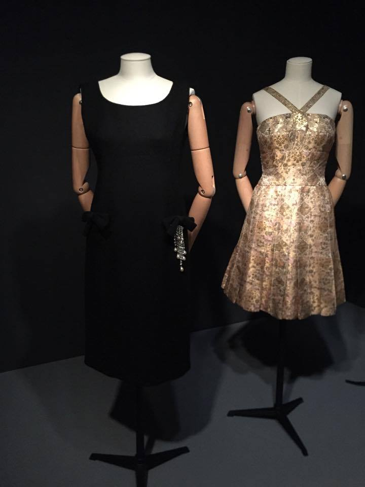 Hubert de Givenchy,   Couture cocktail dress, 1960.