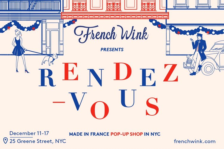Made in France pop-up store