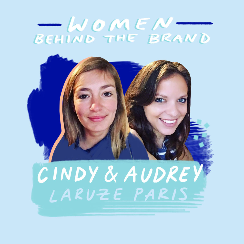 Audrey and Cindy, Co-Founders