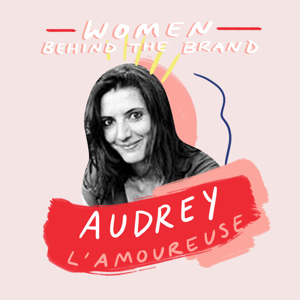 Audrey is L'Amoureuse.