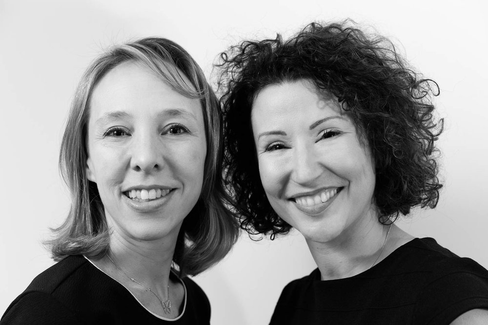 Myline Descamps & Claire Obry, co-owners de French Wink.