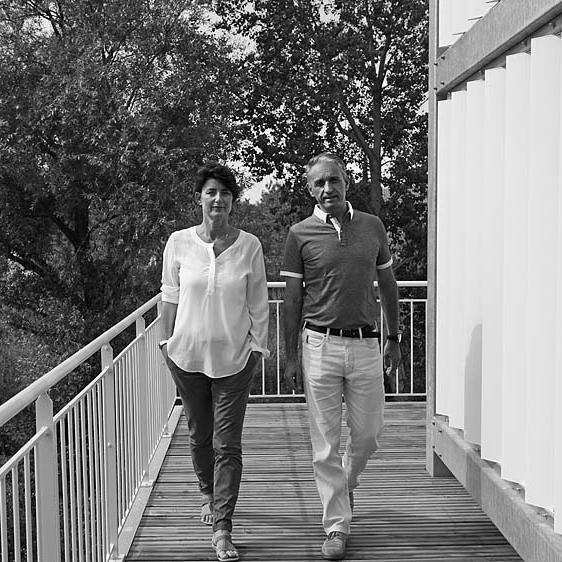 Judith Faller-Moog and Jérôme Stremler