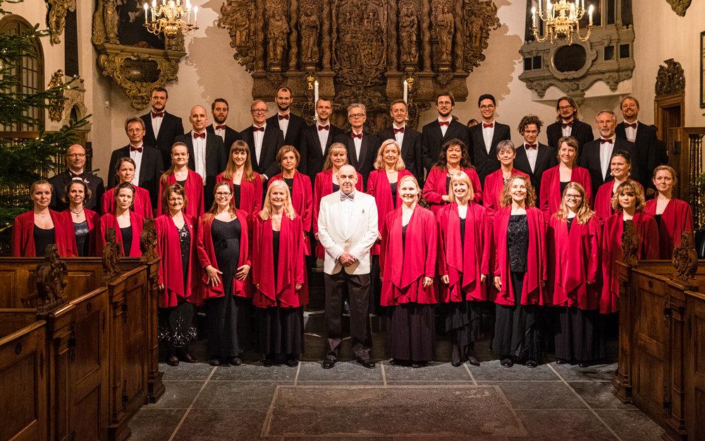 Lille MUKO synger i Vestervig Kirke lørdag d. 21. okt. 2017 kl. 16.00