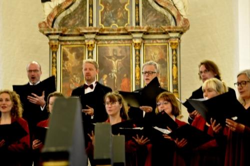 Universitetskoret 'Lille MUKO' i Vestervig Kirke d. 21.10.2017 kl. 16.00