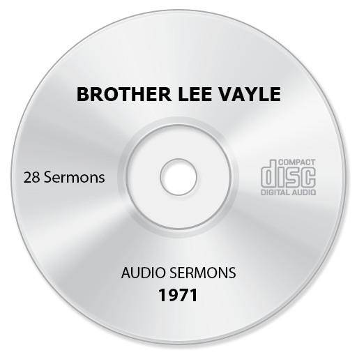 1971 Sermon Archive