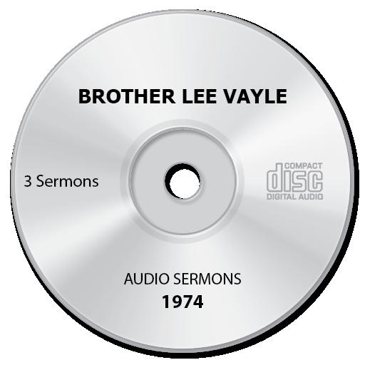 1974 Sermon Archive