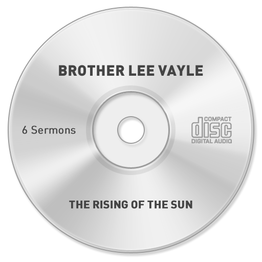 Rising of the Sun - 65-0418M