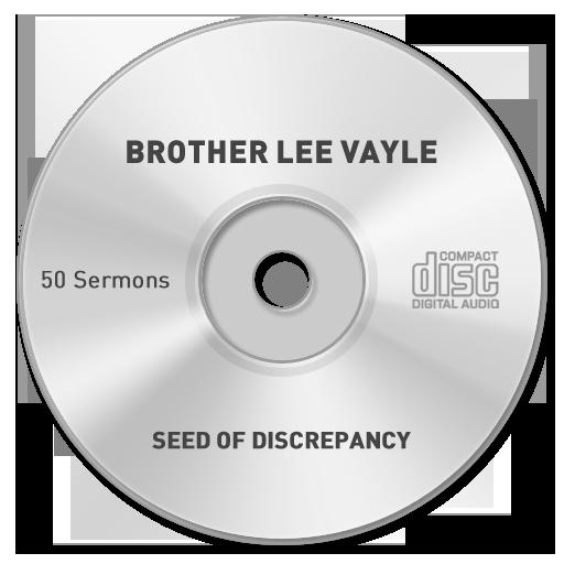 Seed of Discrepancy - 65-0118
