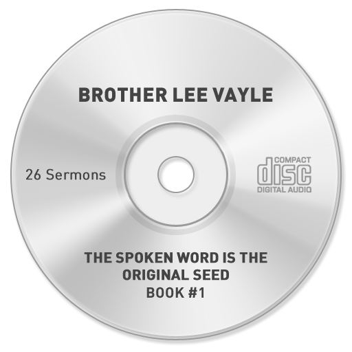 The Spoken Word is the Original Seed Book #1 - 62-0218E