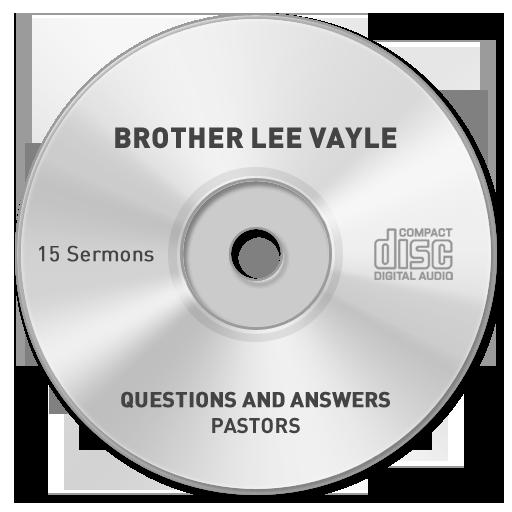 Q&A on Pastors Series