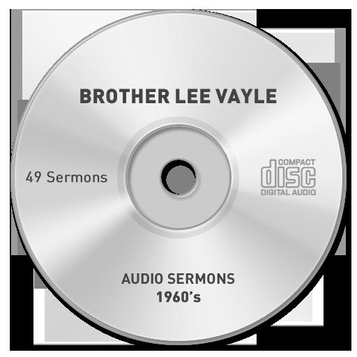 1960's Sermon Archive